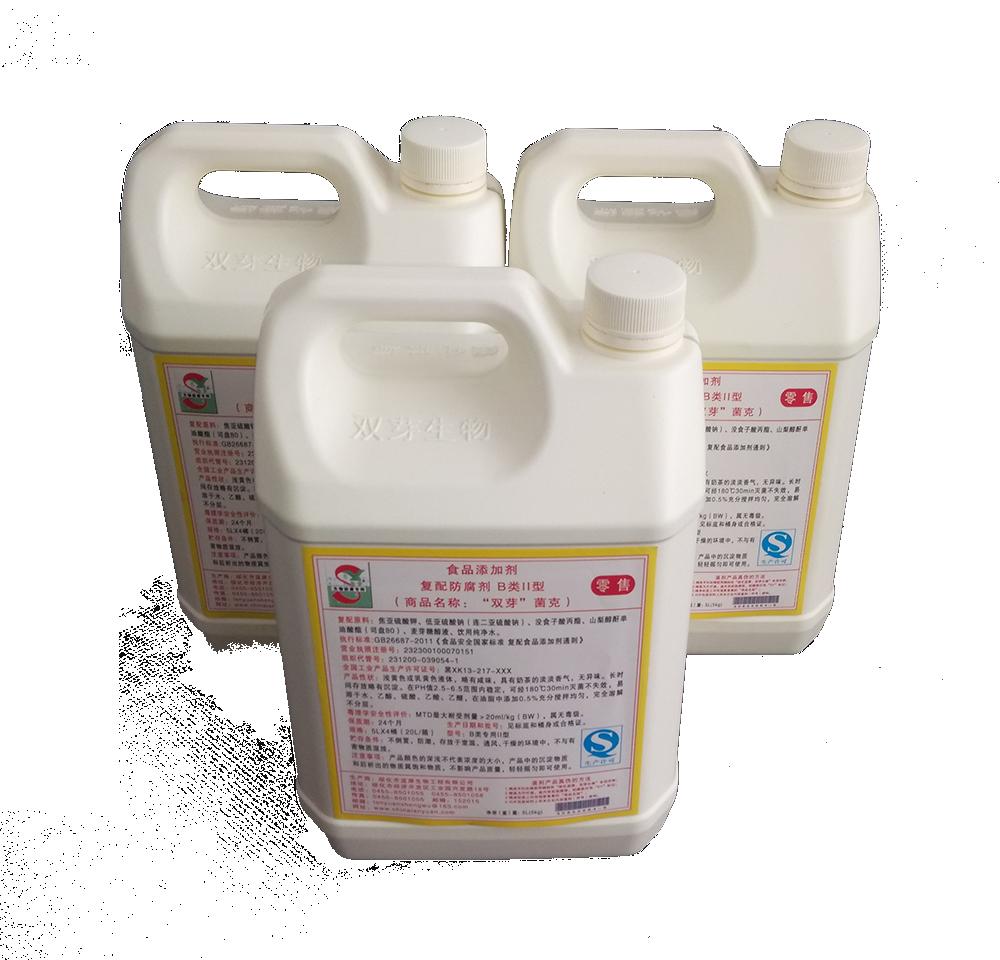 复配防腐剂B类II型
