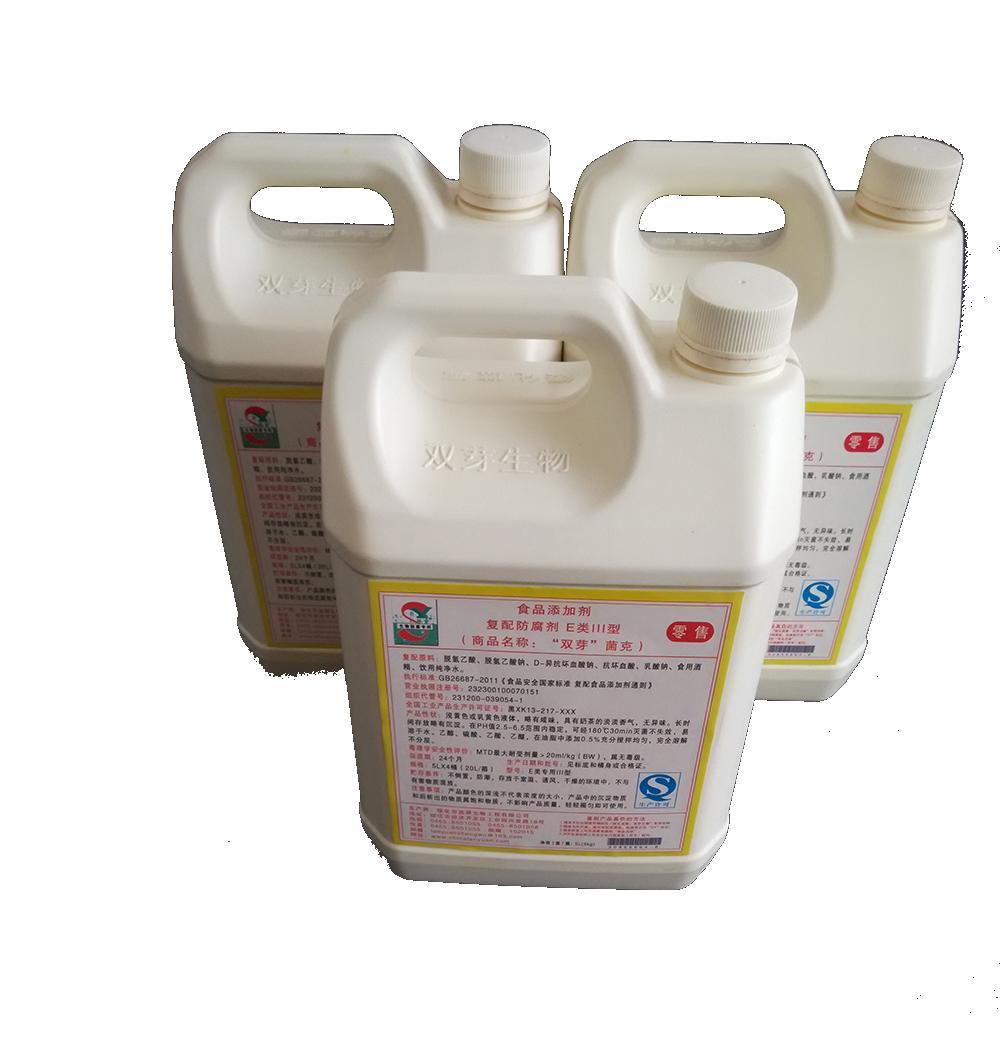 复配防腐剂E类III型